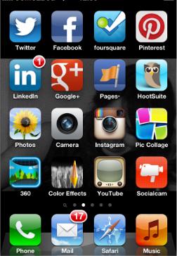 Social media y móvil