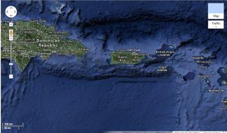 Ubicación Puerto Rico
